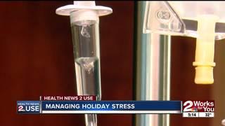 Managing cancer treatments through holidays