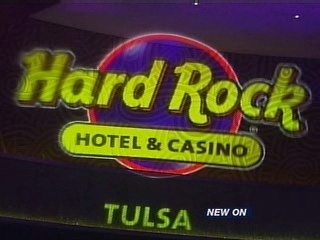 """Hard Rock Casino"" opens in Catoosa"