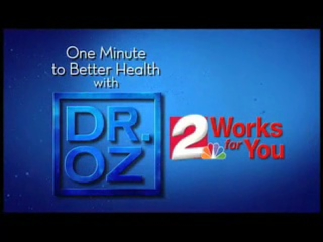 Dr. Oz Medical Minute: Eating healthy on a budget