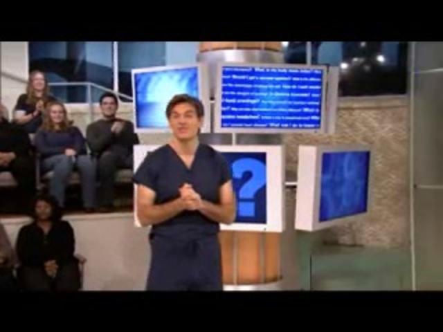 Dr. Oz Post-op number 4