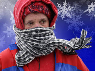 What is wind chill and how is it calculated?