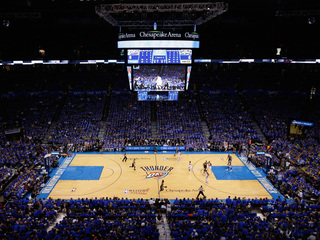Thunder play-by-play man Davis suspended 1 game