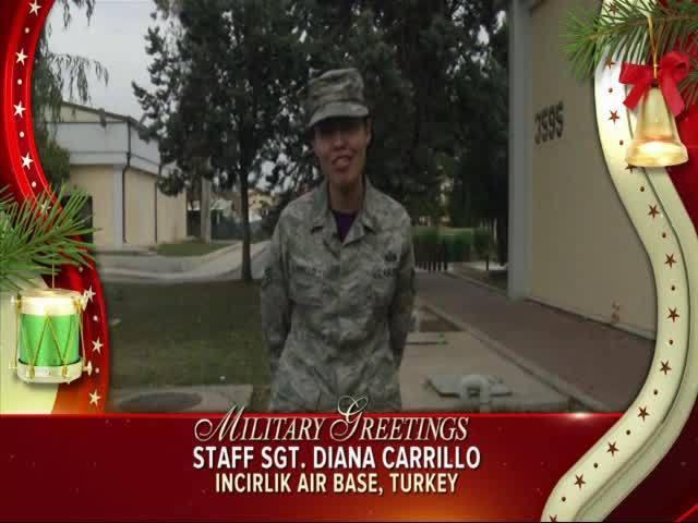 Staff Sgt. Diana Carrillo