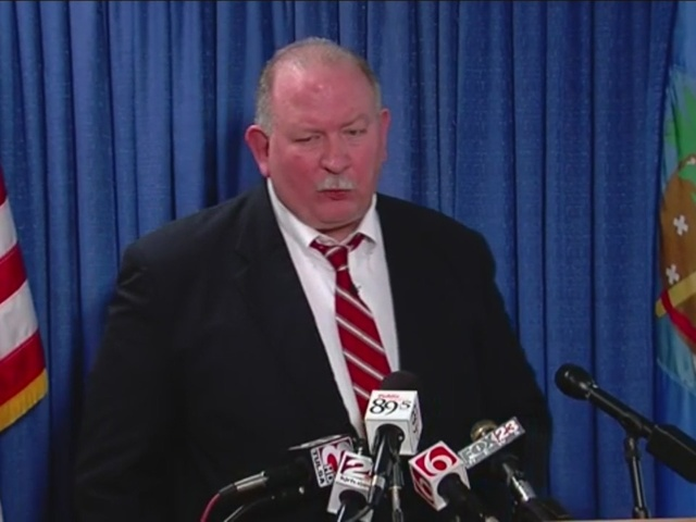 Presser from TCSO talking about reserve deputy involved in fatal shooting