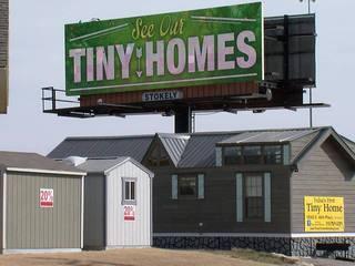Tiny homes neighborhood to begin construction