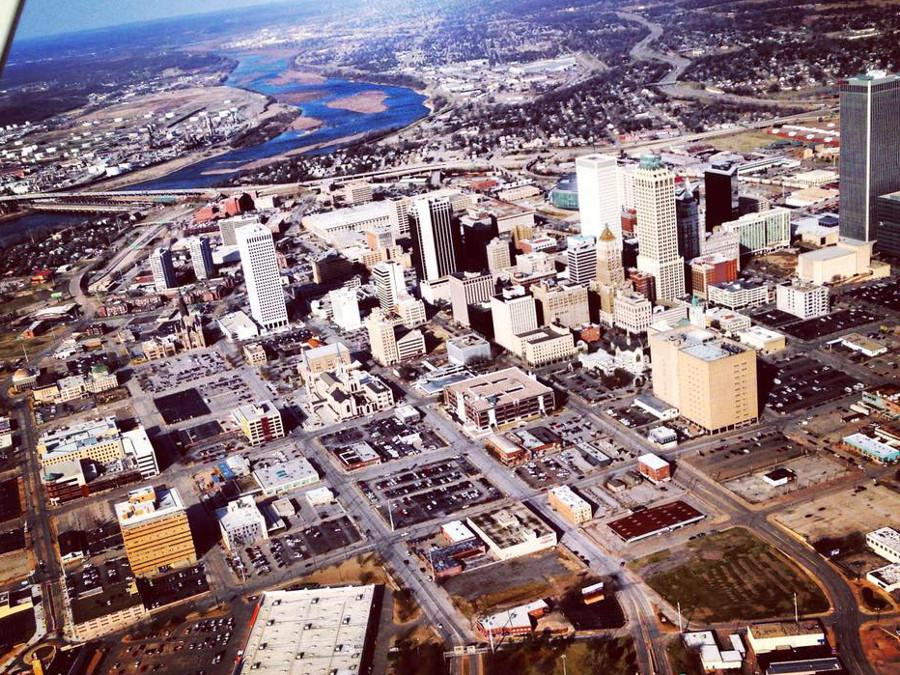 Census large oklahoma counties grow small counties for Hi tech motors tulsa ok