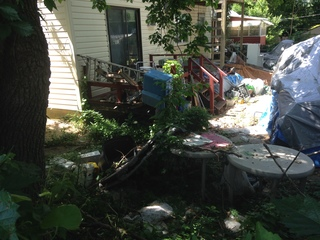 Residents demand answers about 'hoarding' home
