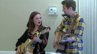 The Voice's Kata Hay surprises Tulsa retirees
