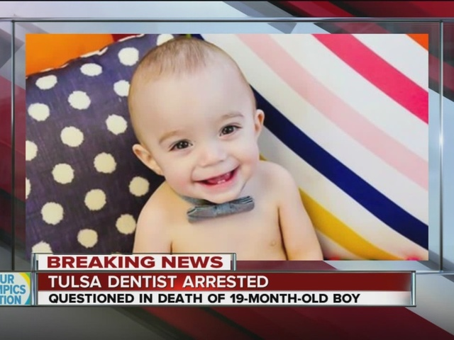 Man Arrested In Connection To Death Of Toddler Brought To
