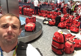 Great Britain Olympians suffer baggage nightmare