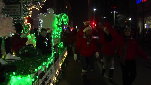 tulsa christmas parade announces christmas cheer of yesteryear theme for 2016 parade