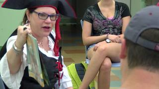 Bixby Library celebrates Talk Like a Pirate Day