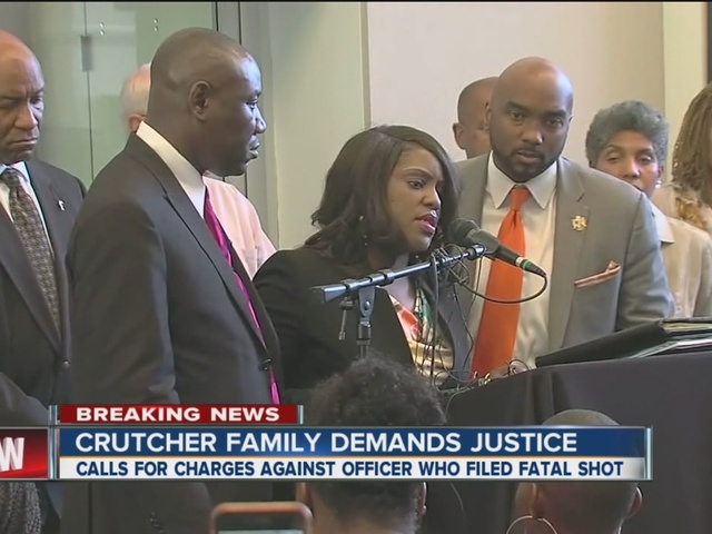 Crutcher Family Demands Justice