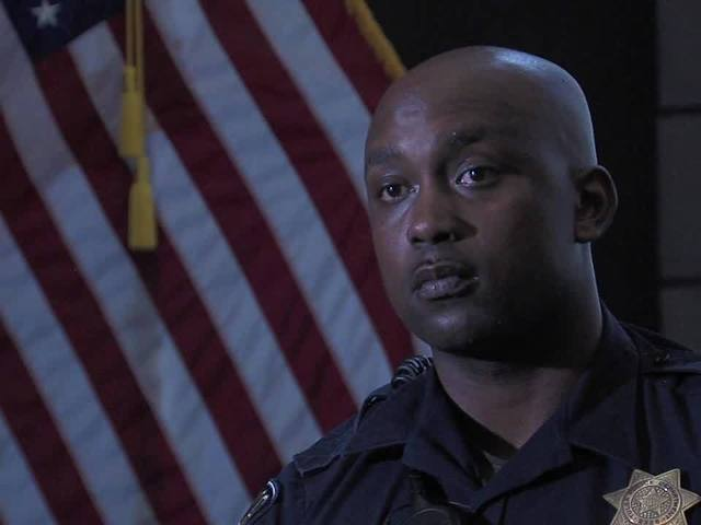 Popsey Floyd, Tulsa police officer, talks about Facebook post after…