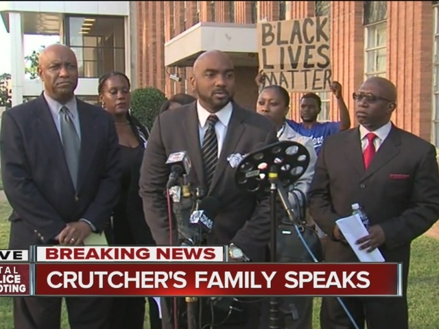 Crutcher Family Speaks Following Charges Against Officer Shelby
