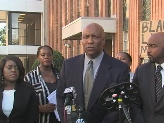 Terence Crutcher legal team talks about DA's announcement for…
