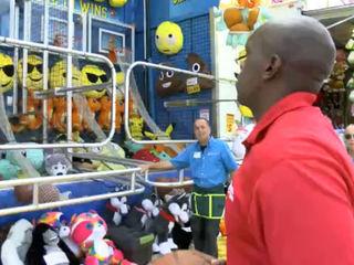 Tricks to beating games at Tulsa State Fair