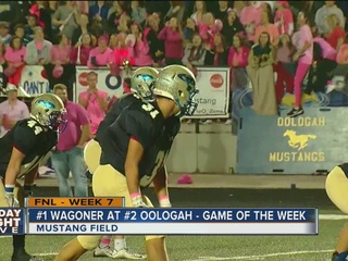 FNL: High school football scores, updates