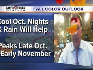 Weather Whys: Weather's impact on autumn color