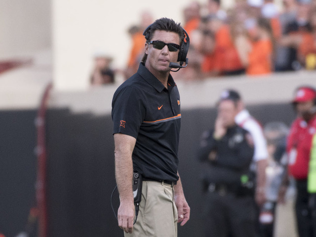 Mike Gundy Turns Down Reported 6-Year, $42 Million Offer from Tennessee