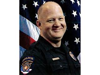 BA police officer killed in crash identified