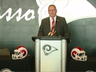 Blankenship introduced as Owasso football coach