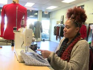 Designer helps put Tulsa on map for fashion