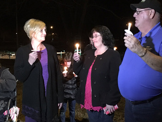 Vigil held for Sapulpa homicide victims
