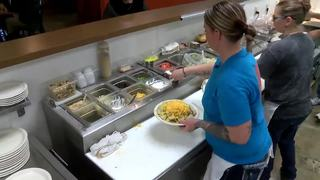 Restaurant helps women released from prison