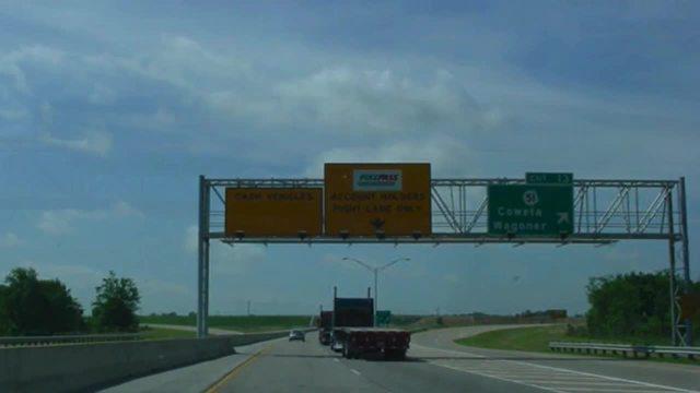 Oklahoma turnpike authority jobs