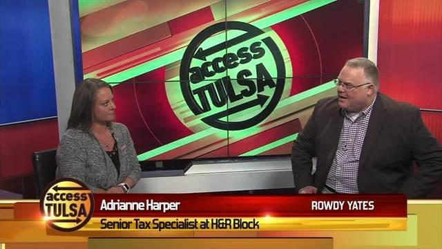 H-R Block Tax Time