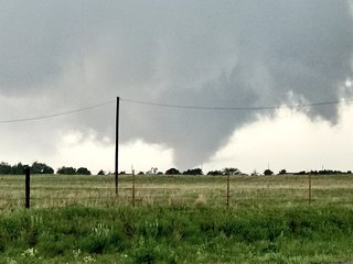 Tornadoes are spinning up farther east in US