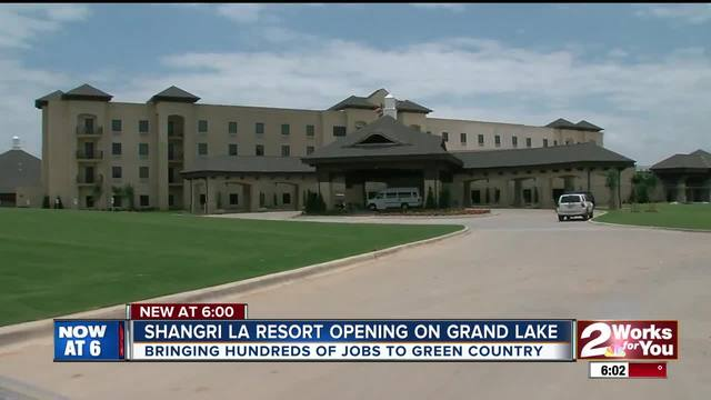 Grand Opening Set For New Shangri La Resort Hotel On Lake Kjrh