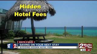 Avoiding hidden hotel fees