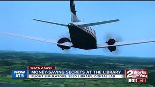 Ways 2 Save: Money-saving secrets at the library