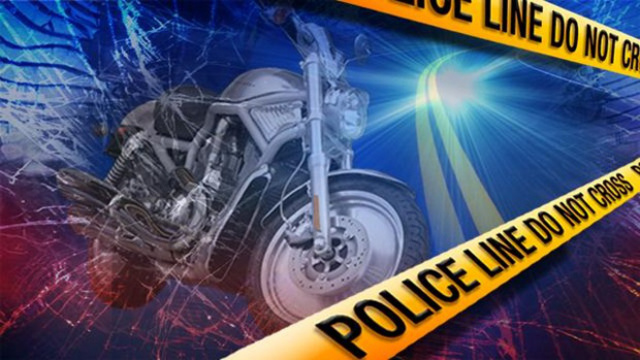 Motorcycle rider killed in crash with horse