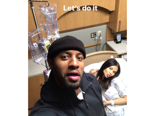 Paul George, girlfriend welcome second child