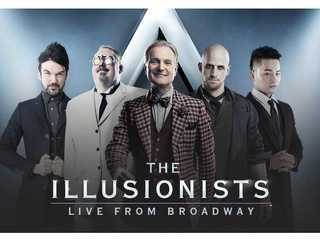 CONTEST: Two tickets to Illusionists Feb 1
