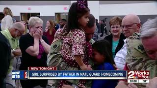 Over 100 soldiers reunited with families
