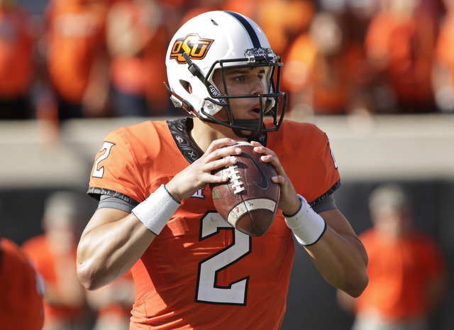 Mason Rudolph Wins Johnny Unitas Golden Arm Award