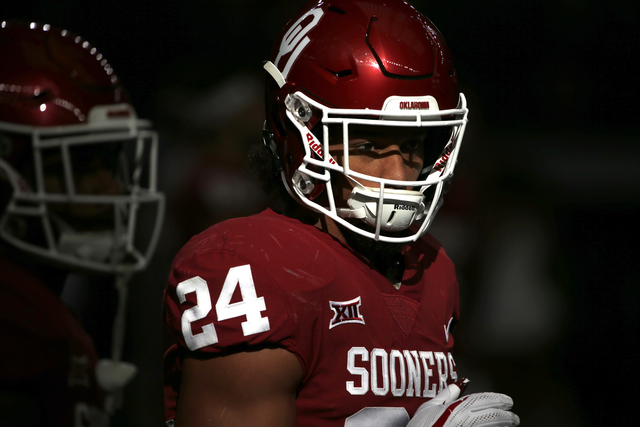 Protective order filed against Oklahoma RB Rodney Anderson, accusing him of rape