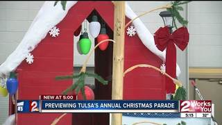 Watch the Tulsa Christmas Parade recorded