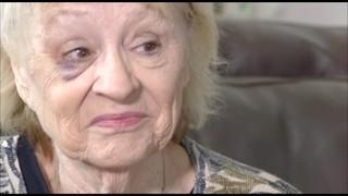 Grandma beaten,robbed in Walmart parking lot