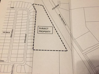 Coweta residents upset over housing project