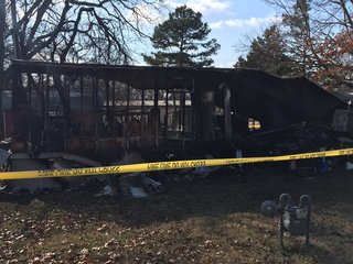 Family loses child and home in house fire