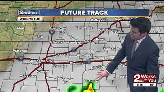 Forecast: Mostly cloudy and mild today