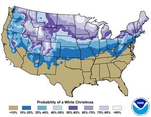 BLOG: Tulsa's Christmas Weather Statistics