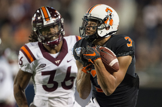 Cowboy up: Oklahoma State gets past VT 30-21