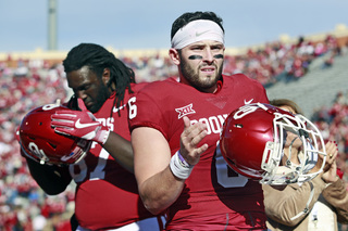 While Mayfield ails, Bulldogs scheme to stop QB