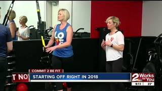 Commit 2 Be Fit: Starting Off Right in 2018